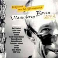 Cover Raymond van het Groenewoud - Vlaanderen boven [2002]